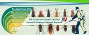 Gaziantep Av Böcek İlaçlama