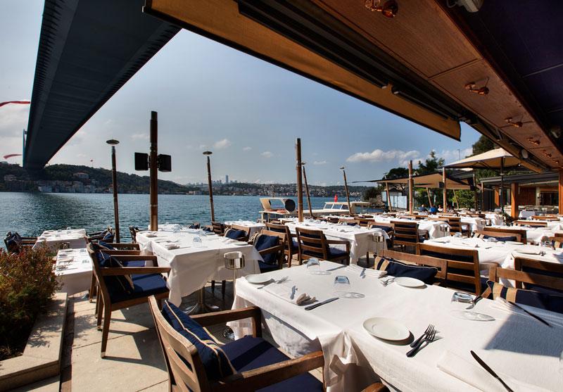 Lacivert Restaurant Menü Restoran Fiyat Beykoz